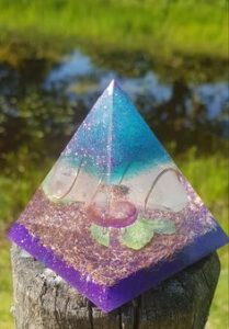 Workshop orgonite maken @ Best Spirits